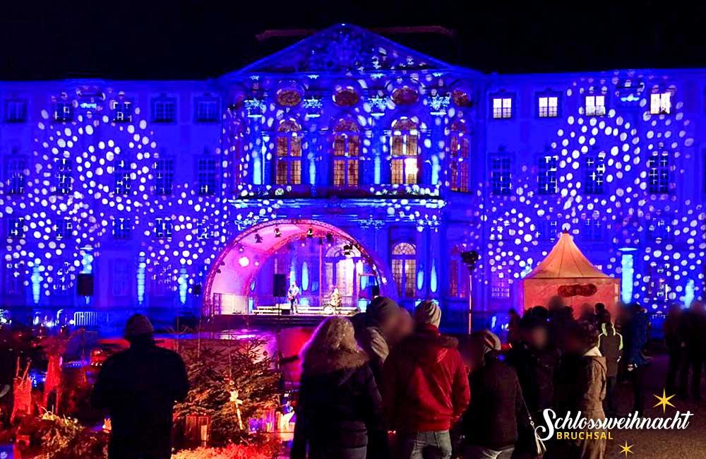 Bruchsal Schlossweihnacht